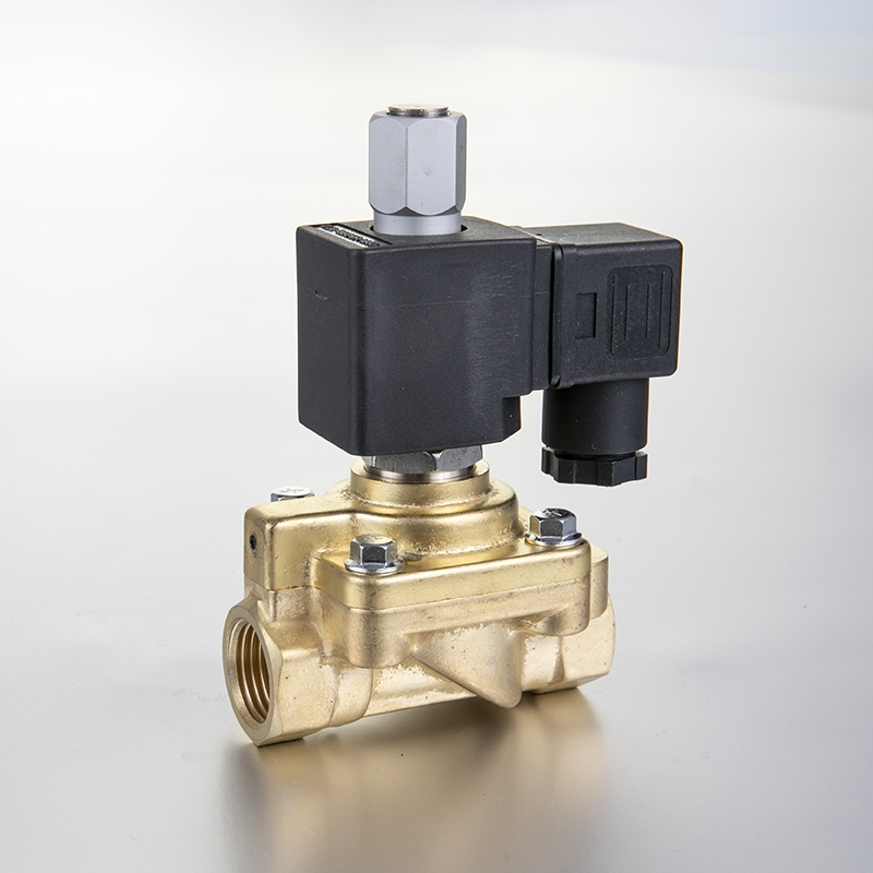 MG22H40 series normally open high pressure 2 way valve
