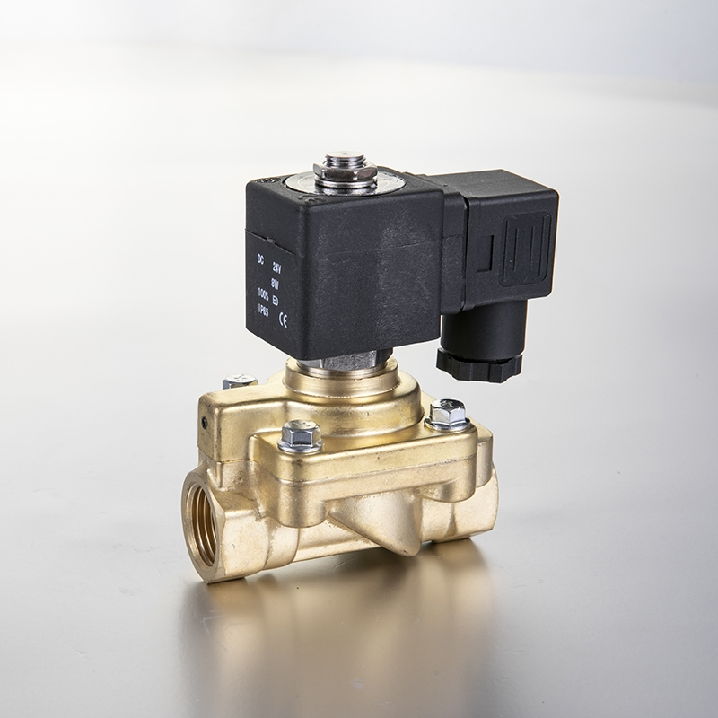 MG321H high pressure 2 way valve