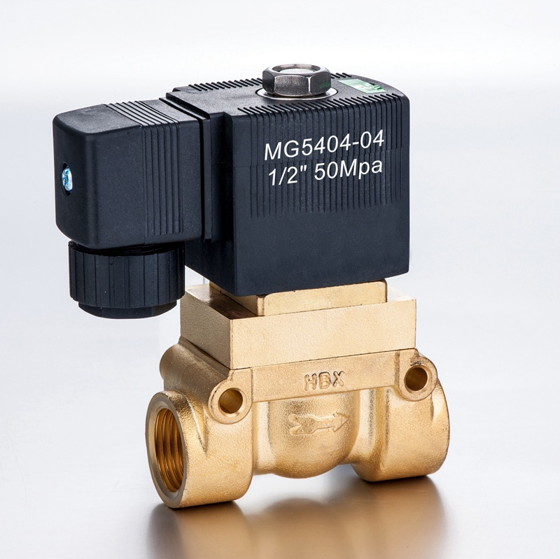 MG5404 series high pressure and high temperature 2 way valve